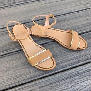STUART WEITZMAN low heeled sandals